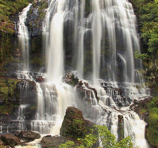 Bellas cascadas Santander