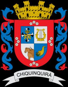 Escudo Chiquinquirá