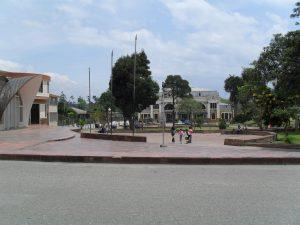 Parque David Guarin Chiquinquira
