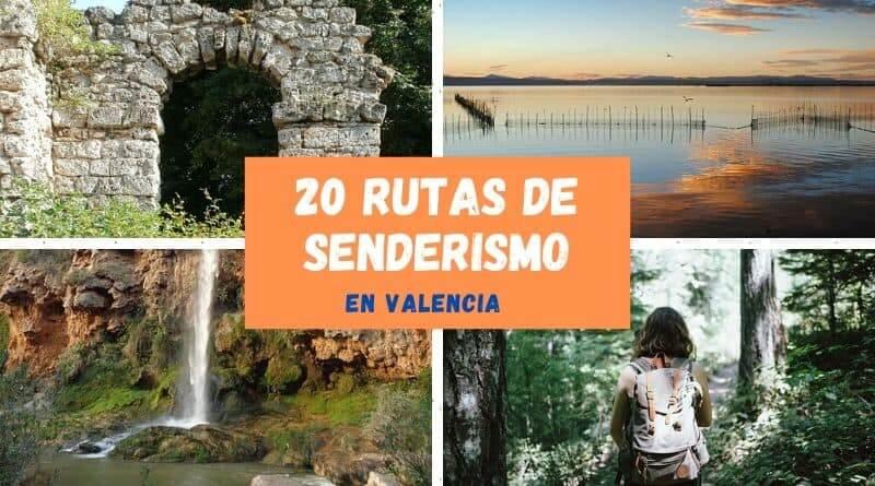 Rutas de senderismo cerca a la ciudad de Valencia en España