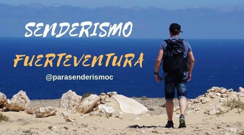 Senderismo en la isla Fuerteventura