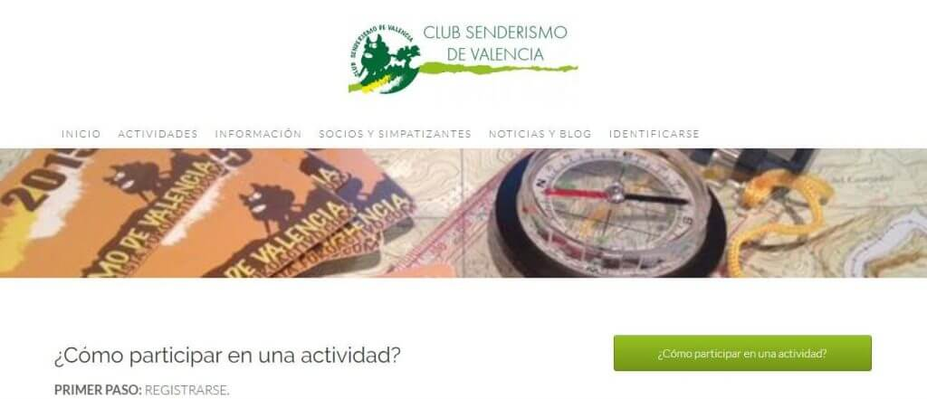 Club Senderismo de Valencia