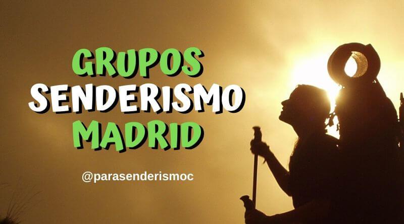 Grupos de Senderismo en Madrid