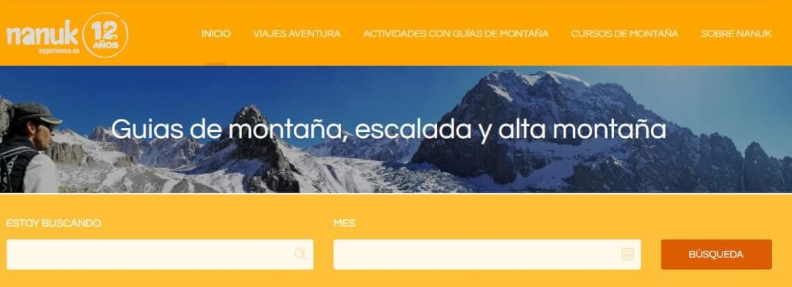 Nanuk Experience. Club de senderismo en Madrid - Grupos