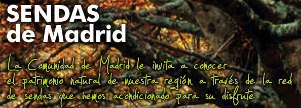 Sendas de Madrid - Grupo senderismo Madrid gratis