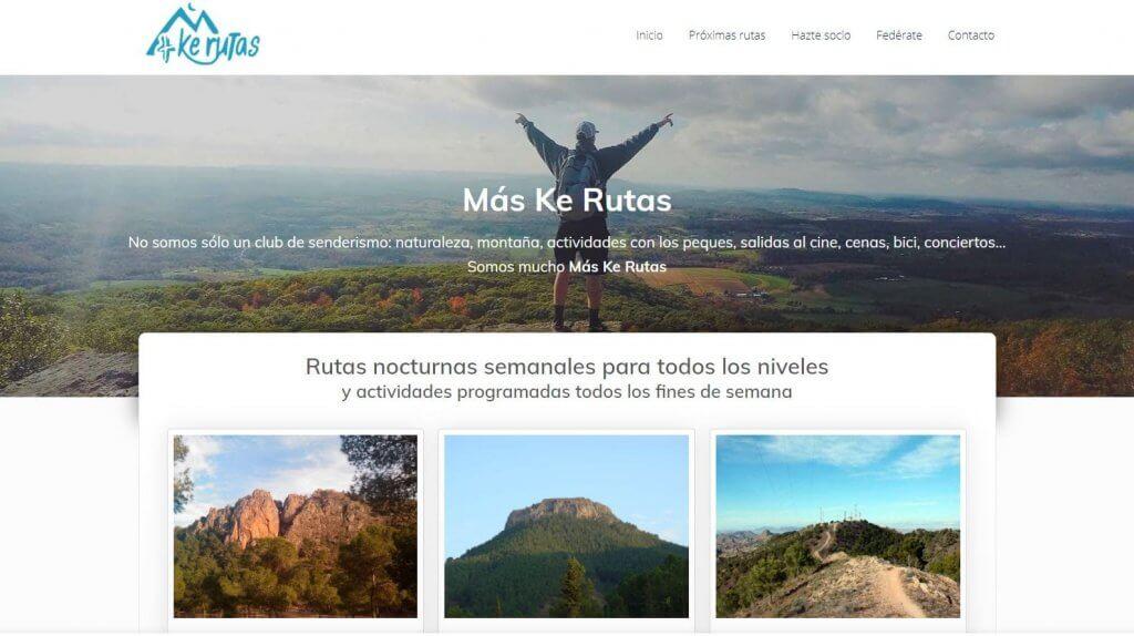 Grupos Senderismo Murcia - Más Ke Rutas