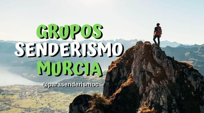 Grupos de senderismo en Murcia
