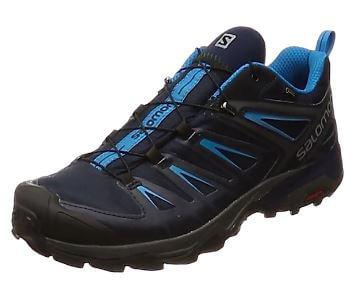 SALOMON X Ultra 3 GTX, Zapatillas de Senderismo para Hombre