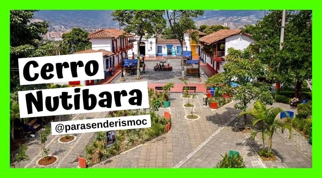 Cerro Nutibara - Senderismo en Medellín