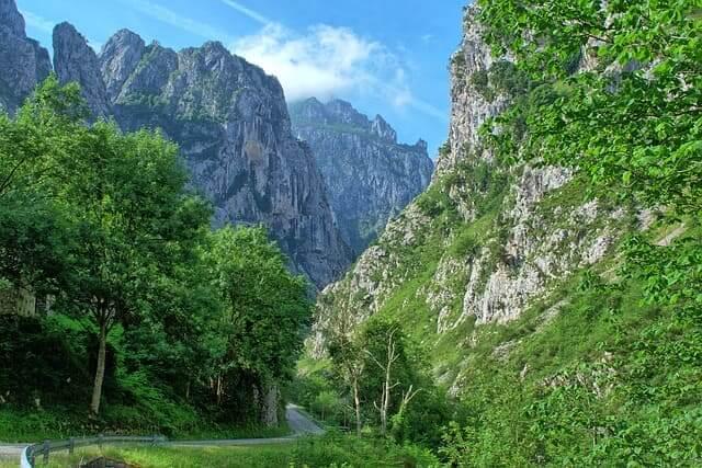Rutas excursionismo Asturias