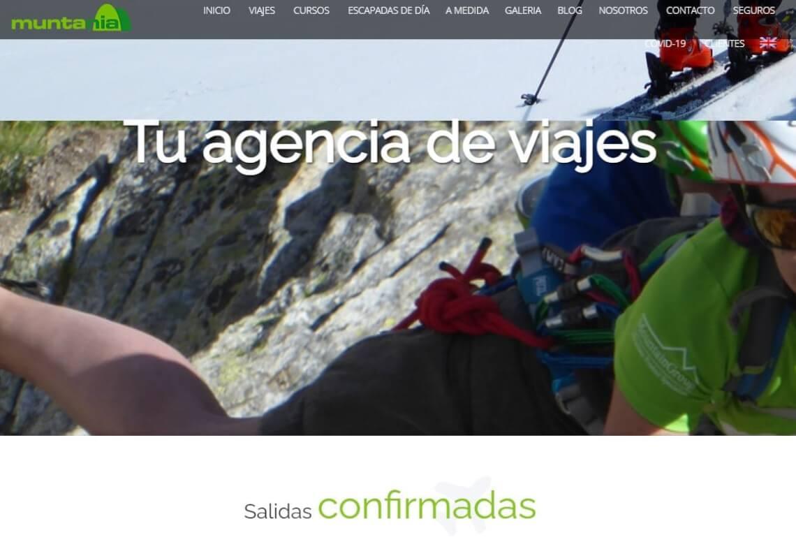 Agencia de Senderismo Muntania Asturias