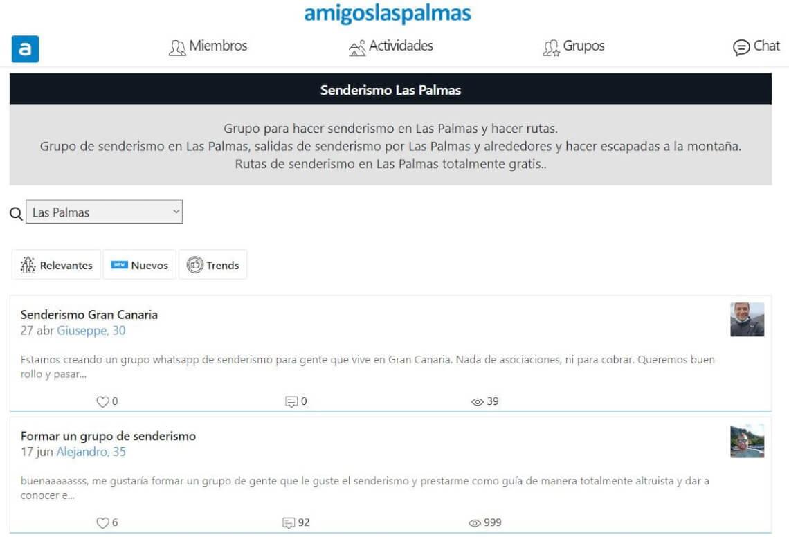Grupo-Senderismo-Gran-Canaria-Amigos-Las-Palmas