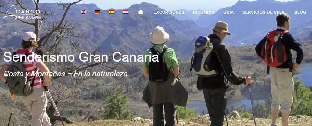 Canco Grupo Senderismo Gran Canaria