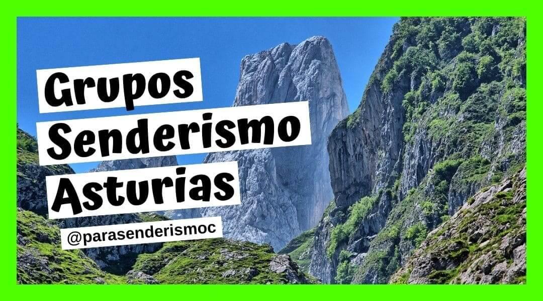Grupos Senderismo Asturias