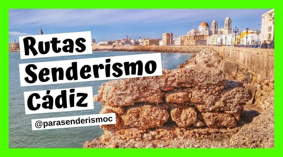 Rutas Senderismo Cádiz