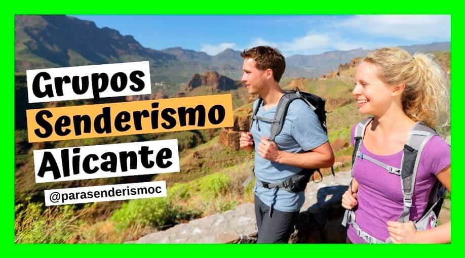 Grupos-Senderismo-Alicante