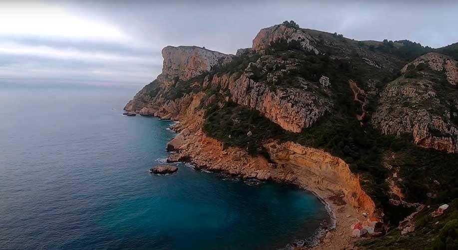 Recorrido-de-los-Acantilados-de-Benitatxell-senderismo-Alicante