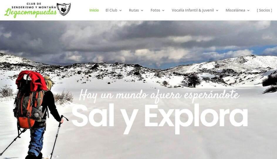 Grupo Senderismo y montaña Córdoba Llega como Puedas