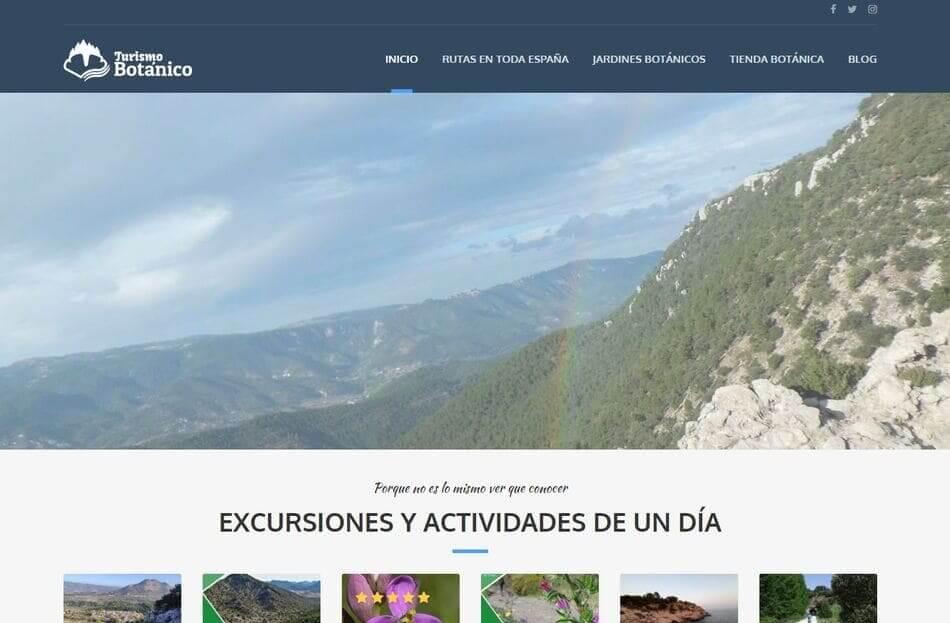 Grupo excursionista Córdoba Turismo Botánico
