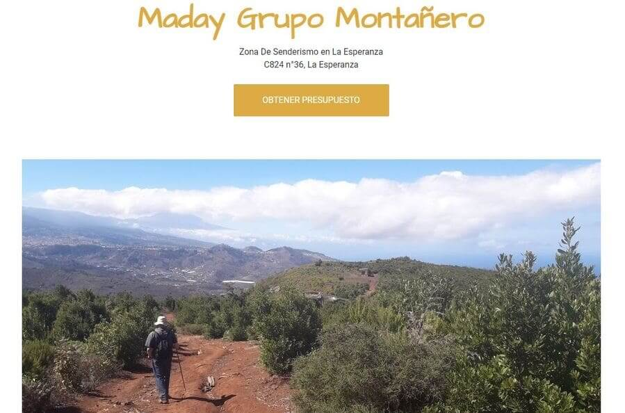 Maday-Grupo-Montañero-Tenerife