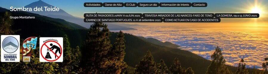 Sombra-del-Teide-senderismo-tenerife-grupo